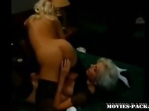 Helen Duval and Lea Martini Blonde Lesbians